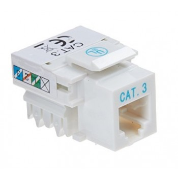 COUPLER RJ-11 CAT 3  (WIREPLUS)