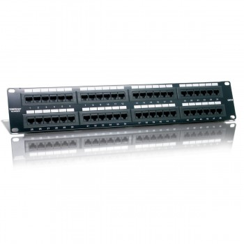 PATCH PANEL 48 PTOS RJ45 C5E TRENDNET